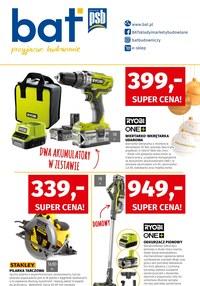 Gazetka promocyjna PSB BAT - Promocje w sklepach PSB BAT - ważna do 19-12-2020