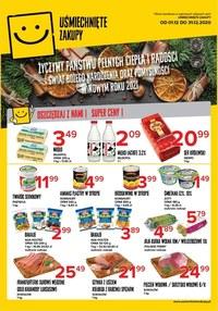 Gazetka promocyjna Uśmiechnięte zakupy - Promocje świąteczne w sklepie Uśmiechnięte Zakupy - ważna do 31-12-2020