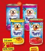 Karma dla psa Puffi
