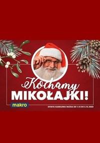 Gazetka promocyjna Makro Cash&Carry - Kochamy Mikołajki! - Makro Cash&Carry