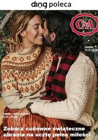Gazetka promocyjna C&A - Świąteczne ubrania w C&A - ważna do 24-12-2020