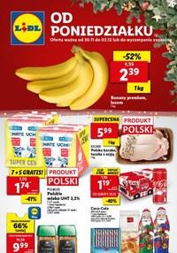 Gazetka promocyjna Lidl - Od poniedziałku w Lidlu - ważna do 02-12-2020