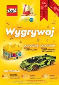 Gazetka promocyjna Lego - Wygrywaj z LEGO