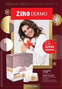 Gazetka promocyjna Ziko Dermo  - Prezenty na Święta z Ziko - ważna do 24-12-2020