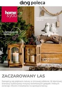Gazetka promocyjna Home&You - Zaczarowany las w Home&You - ważna do 24-12-2020