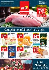 Gazetka promocyjna POLOmarket - Niezwykłe smaki w POLOmarket - ważna do 08-12-2020
