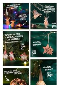 Gazetka promocyjna Rossmann - Urocze dekoracje na święta w Rossmann