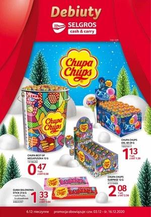 Gazetka promocyjna Selgros Cash&Carry - Debiuty w Selgros na święta!