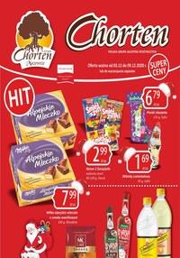 Gazetka promocyjna Chorten - Plakat promocyjny Chorten - ważna do 09-12-2020