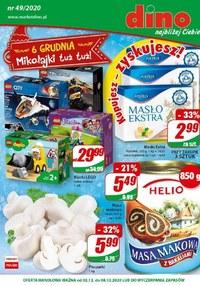 Gazetka promocyjna Dino - Promocje w sklepach Dino - ważna do 08-12-2020