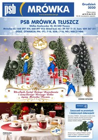 Gazetka promocyjna PSB Mrówka - Oferta świąteczna Mrówka - Tłuszcz