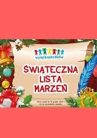 Gazetka promocyjna Wyspa szkrabów - Świąteczna lista marzeń - Wyspa Szkrabów  - ważna do 18-12-2020