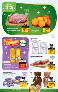 Świąteczne okazje w Stokrotce Supermarket