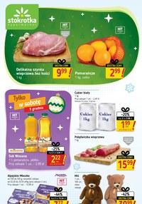 Gazetka promocyjna Stokrotka Supermarket - Świąteczne okazje w Stokrotce Supermarket - ważna do 09-12-2020