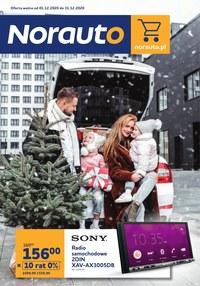 Gazetka promocyjna Norauto - Grudniowe promocje w Norauto - ważna do 31-12-2020