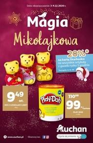 Magia Mikołajkowa w Auchan