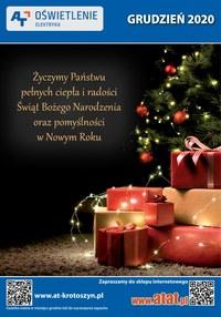 Gazetka promocyjna At - W Świątecznym nastroju w At - ważna do 31-12-2020