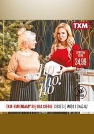 Gazetka świąteczna Textil Market