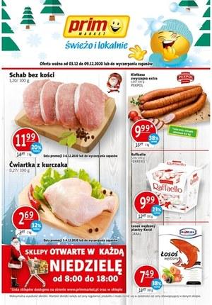 Gazetka promocyjna Prim Market - Zimowe promocje w Prim Market