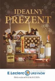 Znajdź idealny prezent w E.Leclerc Ursynów