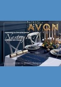 Gazetka promocyjna Avon - Stwórz świąteczny nastrój z Avon - ważna do 31-12-2020