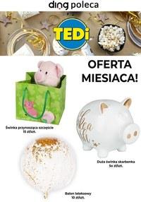 Gazetka promocyjna TEDi - Oferta miesiąca w Tedi! - ważna do 31-12-2020