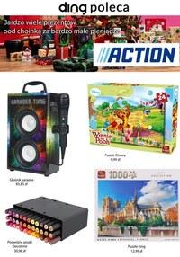 Gazetka promocyjna Action - Prezenty pod choinkę z Action - ważna do 24-12-2020