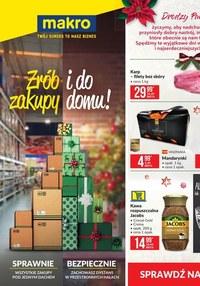 Gazetka promocyjna Makro Cash&Carry - Kupuj taniej w sklepach Makro!