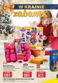 Gazetka promocyjna Makro Cash&Carry - W krainie zabawek Makro
