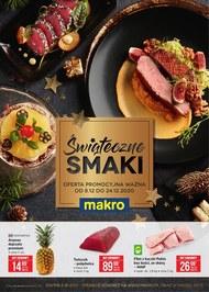 Świąteczne smaki w Makro!