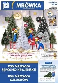 Gazetka promocyjna PSB Mrówka - PSB Mrówka - Człuchów, Sępólno Krajeńskie - ważna do 20-12-2020