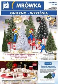 Gazetka promocyjna PSB Mrówka - PSB Mrówka - Gniezno, Września - ważna do 20-12-2020
