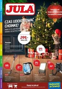 Gazetka promocyjna Jula - Czas udekorować choinkę z Julą!  - ważna do 06-01-2021