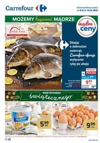 Gazetka promocyjna Carrefour - Wszystkiego świątecznego życzy Carrefour