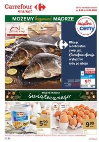 Wszystkiego świątecznego życzy Carrefour Market