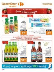 Święta z Carrefour Express