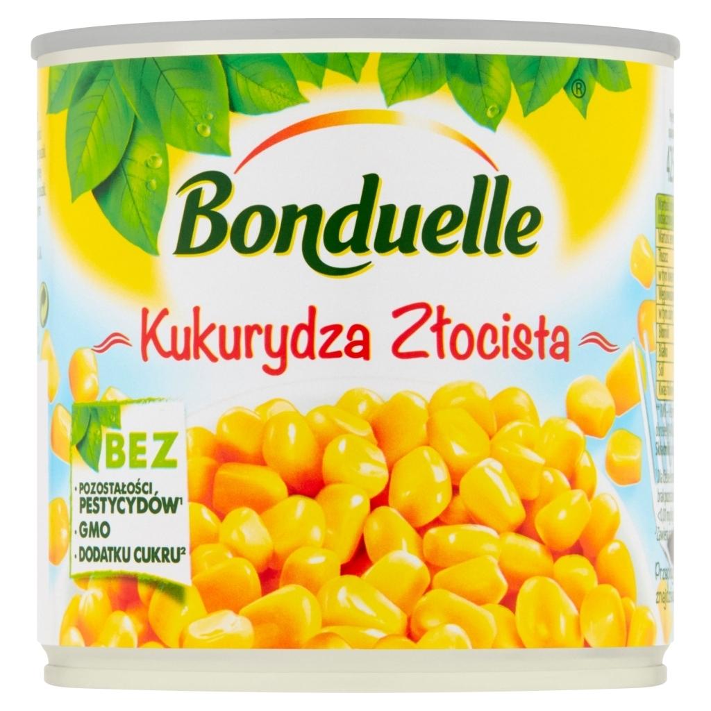 Kukurydza Bonduelle - 2