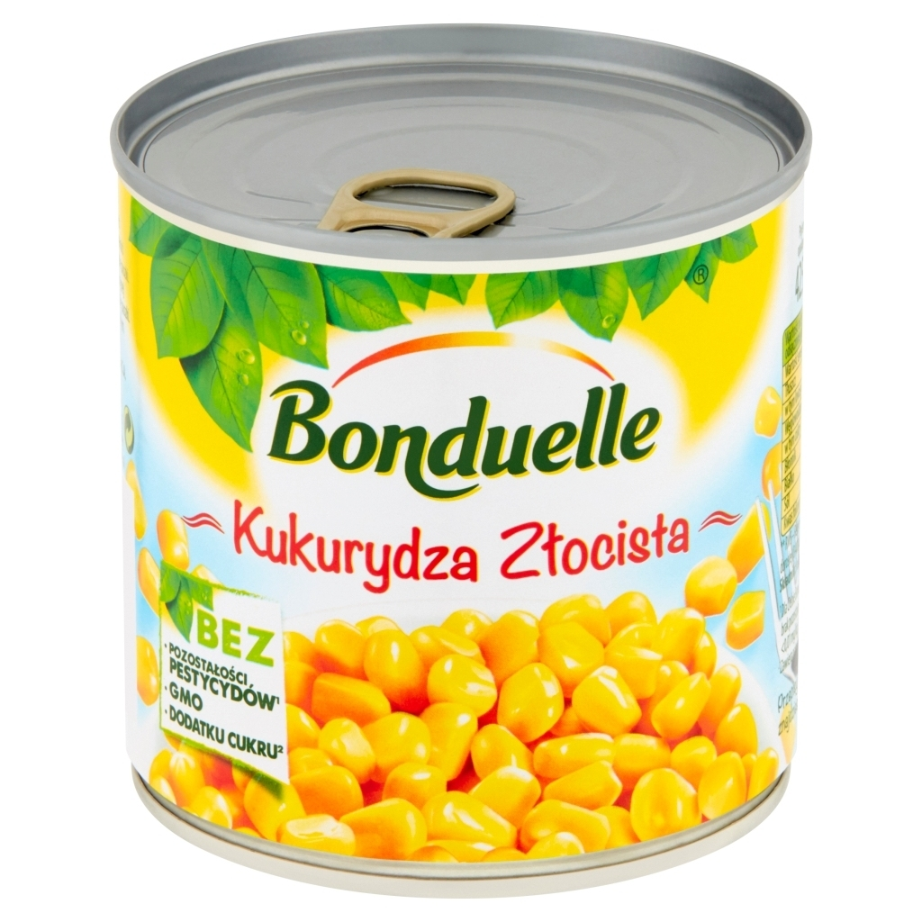 Kukurydza Bonduelle - 1