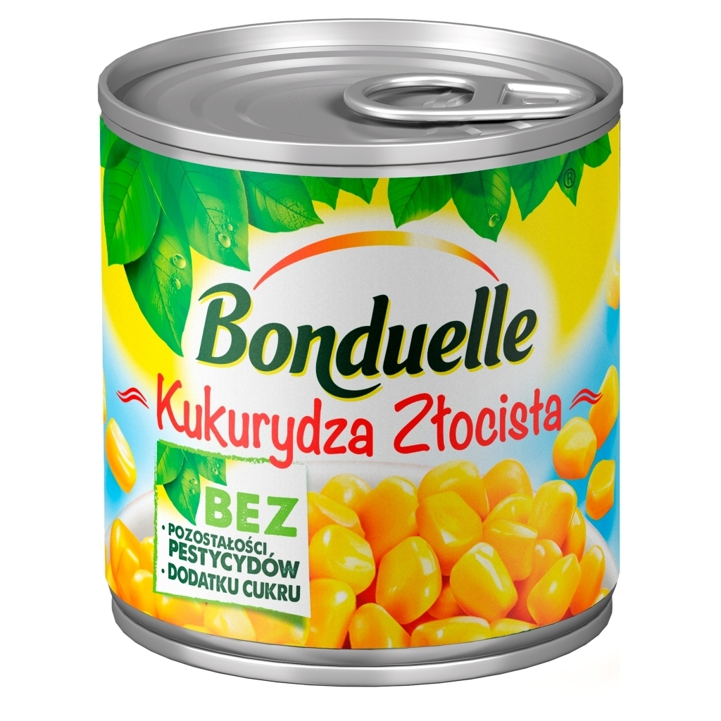 Kukurydza Bonduelle - 0