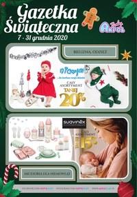 Gazetka promocyjna Akpol Baby - Akpol Baby - gazetka świąteczna - ważna do 31-12-2020