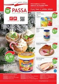 Gazetka promocyjna Passa - Passa - oferta handlowa - ważna do 23-12-2020