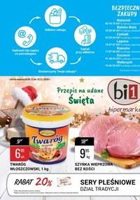 Gazetka promocyjna bi1 - Promocje w sklepach Bi1 - ważna do 15-12-2020