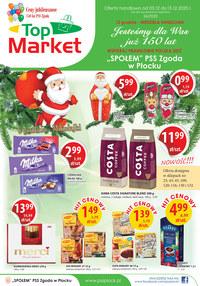 Gazetka promocyjna PSS Zgoda Płock - Oferta handlowa PSS Zgoda Płock - ważna do 13-12-2020