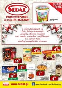 Gazetka promocyjna Sedal - Sedal - doceń to co polskie - ważna do 24-12-2020