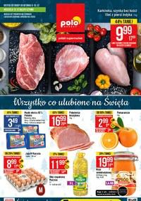 Gazetka promocyjna POLOmarket - Wszystko co ulubione w Polomarket!  - ważna do 15-12-2020