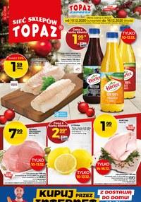 Gazetka promocyjna Topaz - Ekstra rabaty w Topaz - ważna do 16-12-2020