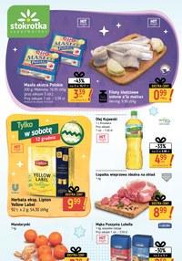 Gazetka promocyjna Stokrotka Supermarket - Stokrotka Supermarket  oferta handlowa - ważna do 16-12-2020