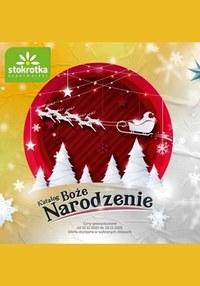 Gazetka promocyjna Stokrotka Supermarket - Katalog Boże Narodzenie - Stokrotka Supermarket - ważna do 28-12-2020