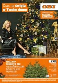 Gazetka promocyjna OBI - Czas na święta w Twoim domu z OBI - ważna do 29-12-2020