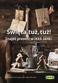 Gazetka promocyjna IKEA - Święta tuż, tuż Ikea Janki - ważna do 24-12-2020
